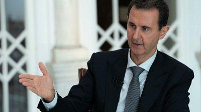 Асад обсудил с российской делегацией укрепление отношений двух стран