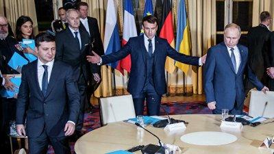Лавров заявил, что у Зеленского связаны руки по вопросу разведения сил