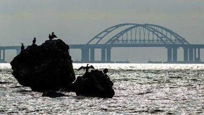 В Крыму ответили на претензии ЕС по мосту через Керченский пролив