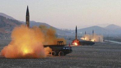 Японское ТВ ошибочно сообщило о падении ракеты КНДР в водах у Хоккайдо