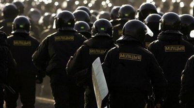 Милиция в Белоруссии будет избавляться от имиджа