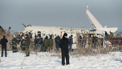 Главы СНГ выразили соболезнования в связи с авиакатастрофой в Алма-Ате