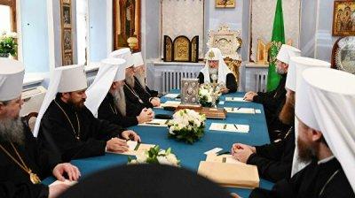 В РПЦ разъяснили решение Синода по Александрии