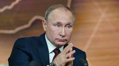Путин ратифицировал договор с Намибией о передаче осужденных