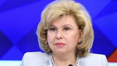 Москалькова следит за обменом пленными в Донбассе