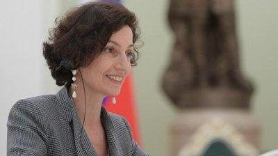 Глава ЮНЕСКО обсудила с постпредом Ирана судьбу культурных объектов