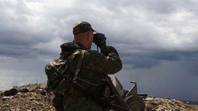 В ЛНР мужчина подорвался на снаряде у линии соприкосновения