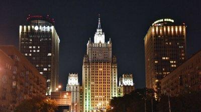 В МИД России прокомментировали удары Ирана по американским базам