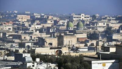 В Идлибской зоне деэскалации ввели режим прекращения огня