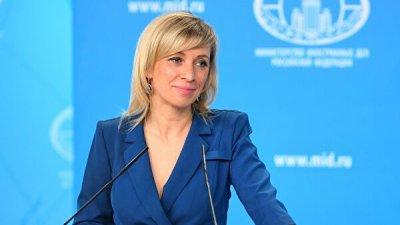Захарова оценила резолюцию сейма Польши о начале Второй мировой