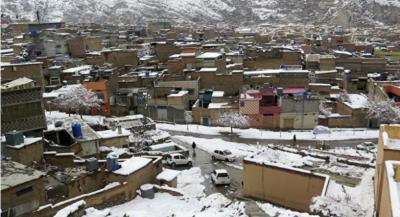В Пакистане число жертв ливней и снегопадов возросло до ста человек