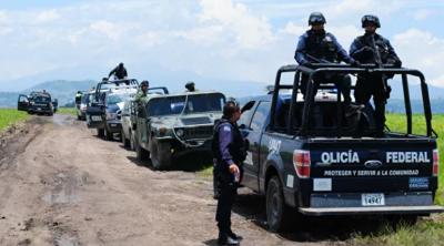 В Мексике неизвестные атаковали патруль Минобороны