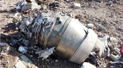 Канада призвала Иран передать Франции черные ящики сбитого Boeing