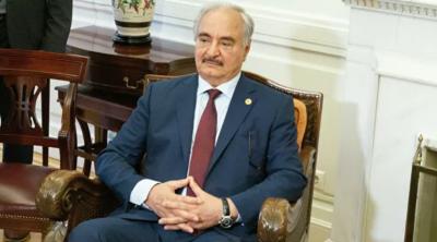 Договоренностей по визиту Хафтара в Москву пока нет, заявил Богданов