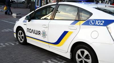В Киеве задержали 11 человек, кидавших петарды в участников митинга