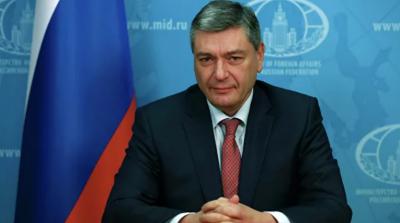 Руденко обсудил с главой МИД Абхазии двустороннее сотрудничество