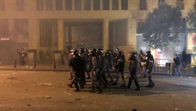Ливанский депутат назвал беспорядки в стране политическим посланием