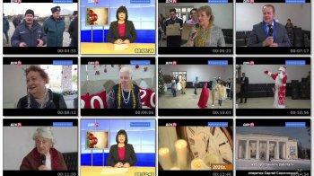 Выпуск информационной программы Белокалитвинская Панорама от 25 декабря 2019 года