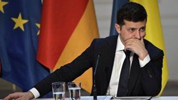 Украинский дипломат заявил, что в Париже зреет недовольство Зеленским