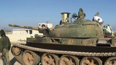 Сирийская армия освободила город Саракиб, сообщил источник