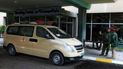 В Ираке при пожаре в больнице погибли два человека