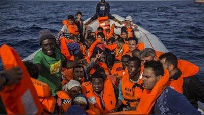 В Евросоюзе обеспокоены ситуацией с мигрантами в Ливии