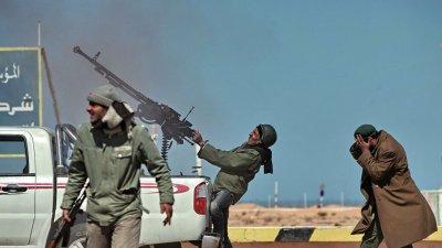Спецпредставитель ООН рассказал о нарушении оружейного эмбарго в Ливии