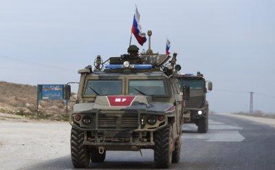 Российские военные провели патрулирование в трех сирийских провинциях