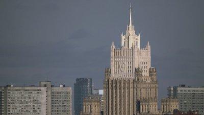 МИД России выразил озабоченностью поддержкой Турцией боевиков в Сирии