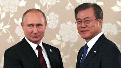 Россия и Южная Корея провели консультации по визиту Путина
