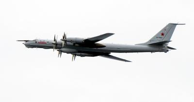 Два Ту-142 выполнили полет над водами Норвежского и Баренцева морей