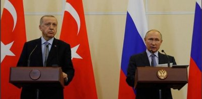 Песков предрек непростые переговоры Путина и Эрдогана
