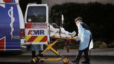 В Британии зафиксировали первый случай смерти от коронавируса
