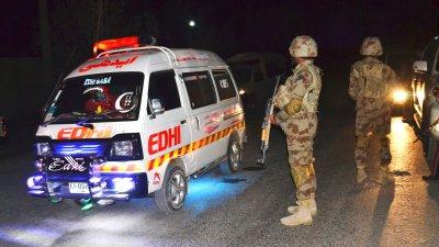 Ливни на северо-западе Пакистана унесли жизни 17 человек
