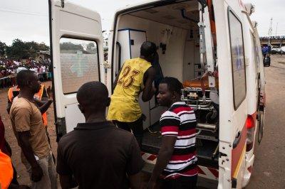 В Гане 27 человек погибли при столкновении двух автобусов