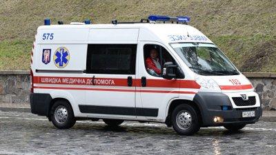 В Запорожье девочка погибла из-за упавшей на нее скульптуры