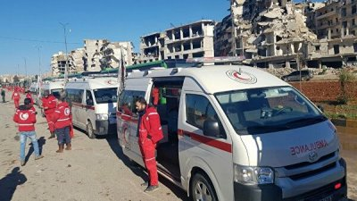 Минобороны сообщило о гибели в ДТП российского военного в Сирии