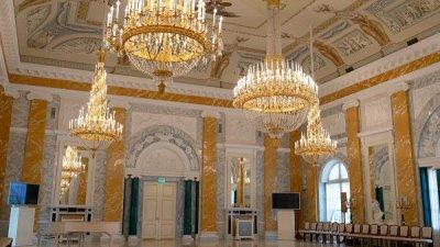 Путин примет участие в саммите G20 из Константиновского дворца
