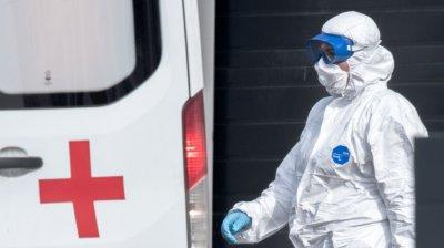 В Москве умерла пациентка с коронавирусом