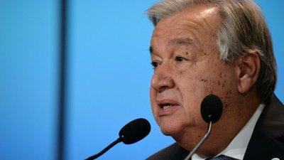 ООН создаст фонд для поддержки бедных стран в борьбе с COVID-19