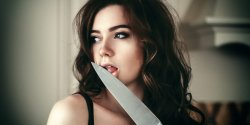 Как заточить нож дома?