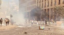 В Бейруте при столкновениях пострадали 109 человек