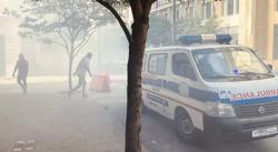 В Бейруте протестующие ворвались в здание МИД