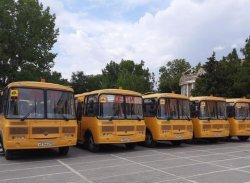 Школы Белокалитвинского района получили новые автобусы