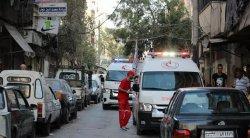 В Сирии 28 человек погибли при террористической атаке на автобус