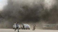 Арабская коалиция заявила о сбитом беспилотнике хуситов в Адене