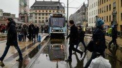 В Норвегии при сходе оползня пропали 12 человек