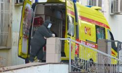 В г. Шахты переполнен ковидный госпиталь — мест не хватает
