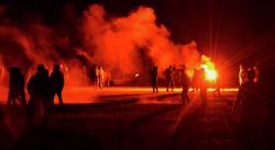 Во Франции полиция применила слезоточивый газ для разгона вечеринки