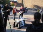 Ростов-на-Дону: Комиссары хоронят вредные привычки